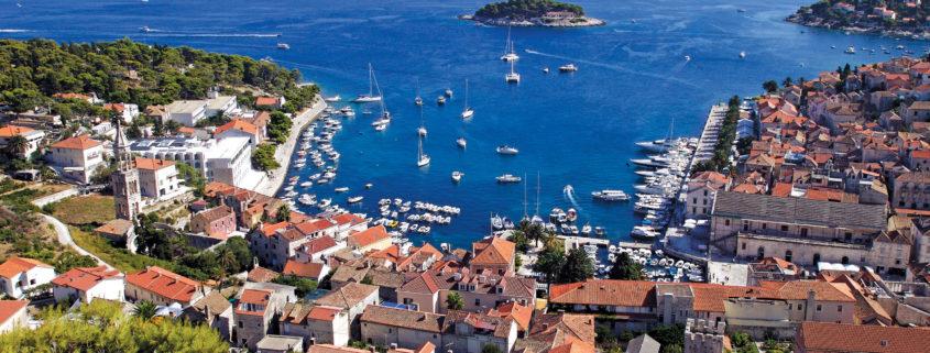 Kroatien/Insel Hvar