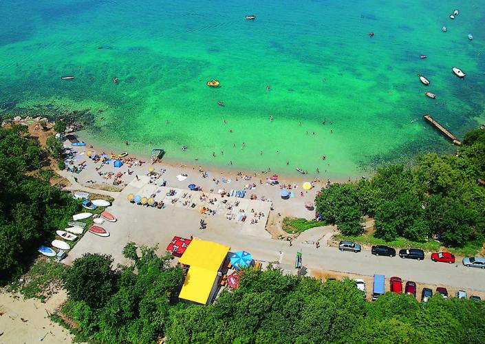 Kroatien/Insel Krk/Njivice